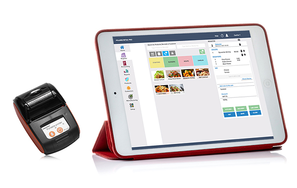 iPad Tablet POS